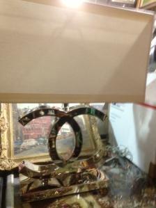 CHANEL LAMP 2