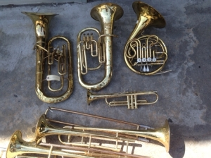 BRASS MUSIC NEW