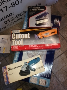 TOOL IN BOXES