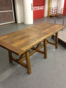 WOOD TABLE 1