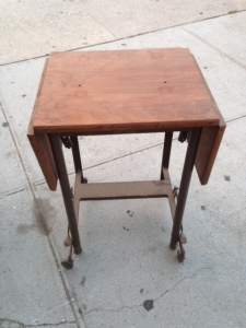 TYPING TABLE