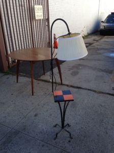 MID CENTURY LAMP SMALL