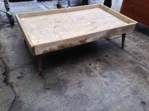 COFFEE TABLE SHABBY