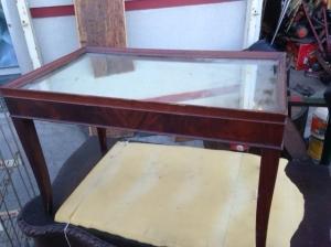 TABLE MIRROR TOP