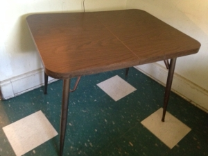 MID CENT TABLE