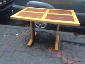 TABLE NEW