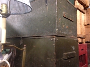 WW 2 CHESTS