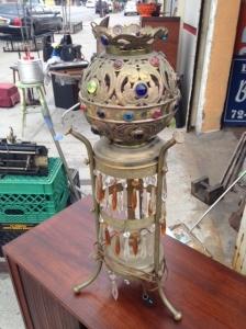 BRASS LAMP COOL