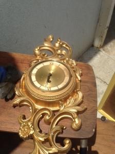 CLOCK PLATIC
