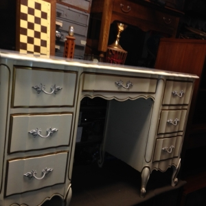 DESK FRENCH PROVINCIAL