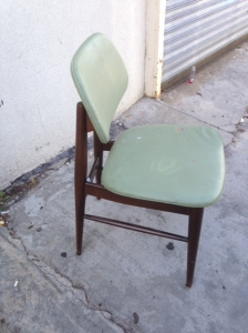 MID CENT CHAIR THORN