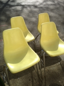 1960'S CHAIRS