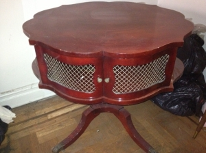 antique table 3
