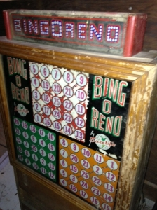 BINGO PINBALL