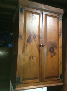 HAND MADE CABINET