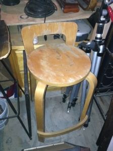 MID CENT STOOL