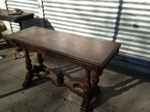 nice antique table