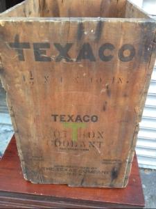 texaco box
