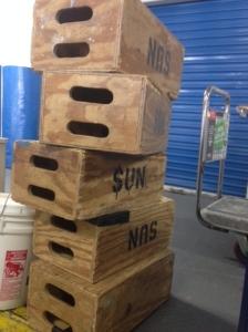 APPLE BOXES