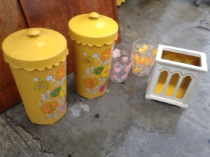 GARBAGE CANS NEW