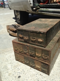 INDUSTRIAL CABINET SMALL