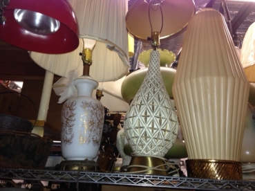 LAMPS MID CENTURY