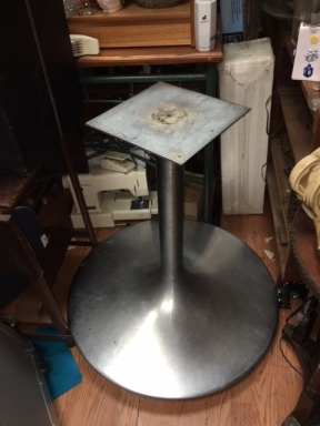 MID CENTURY TABLE BASE
