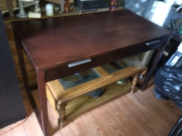 POTTERY BARN DESK