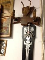SWORD & TAXIDERMY