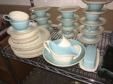 MID CENTURY DISHES