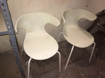 SHELL CHAIRS