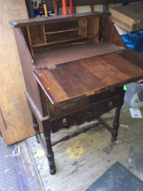 DROP LEAF DESK