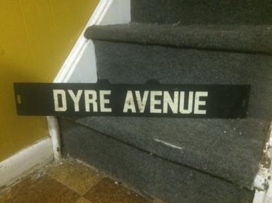 DYRE AVE $125