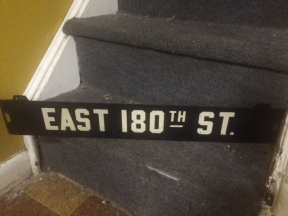EAST 180TH ST $150