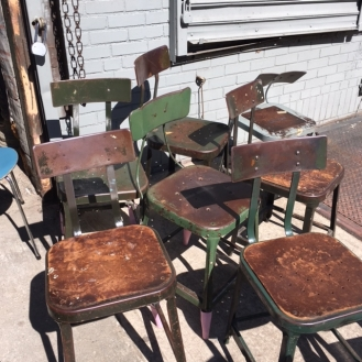 INDUSTRIAL CHAIRS 2