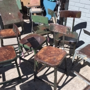 INDUSTRIAL CHAIRS