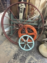 INDUSTRIAL WHEELS