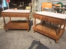 JOHN STEWART SIDE TABLES