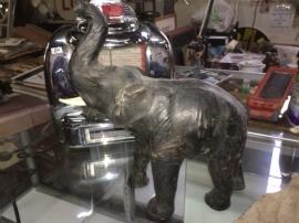 LEATHER ELEPHANT
