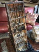 LETTERPRESS FURNITURE RACK