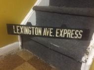 LEXINGTON AVE EXPRESS $125