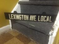 LEXINGTON AVE LOCAL $100