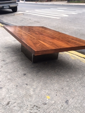 MID CENTURY COFFEE TABLE 2