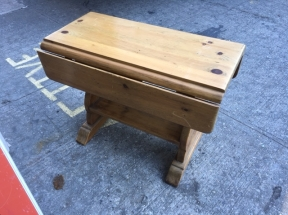 WOOD BENCH SMALL