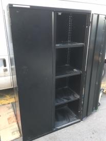 BLACK CABINET INSIDE