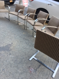 BRNO CHAIRS BY MIES VAN DER ROHE FOR KNOLL 4