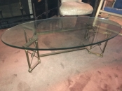COFFEE TABLE BRASS