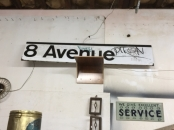 SUBWAY SIGN 2
