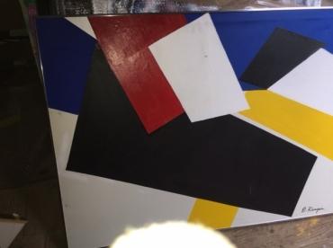 ART ANGLED BOXES