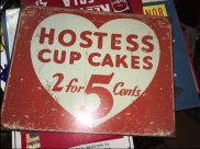 HOSTESS SIGN
